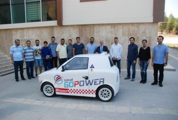 100 kilometreyi sadece 1.5 lira elektrik harcayarak gidebilen Gopower - Page 4