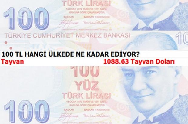 100 Tl hangi ülkede kaç para ediyor? - Page 4