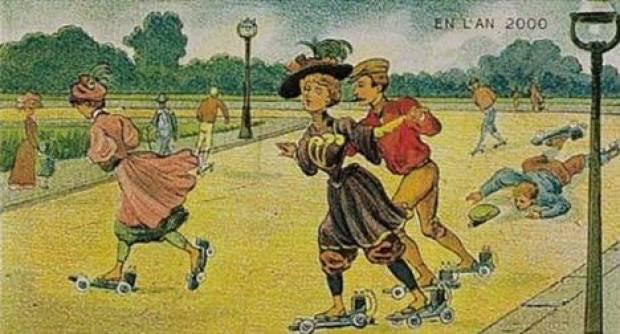 100 yıl önce geleceği böyle çizmişlerdi! - Page 3
