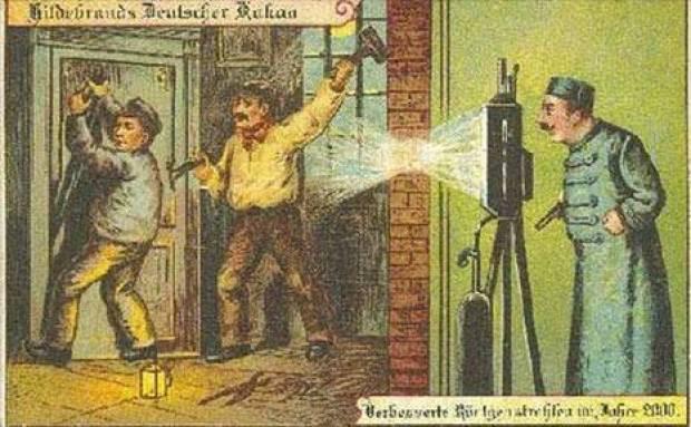 100 yıl önce geleceğin teknolojileri böyle çizilmiş - Page 3