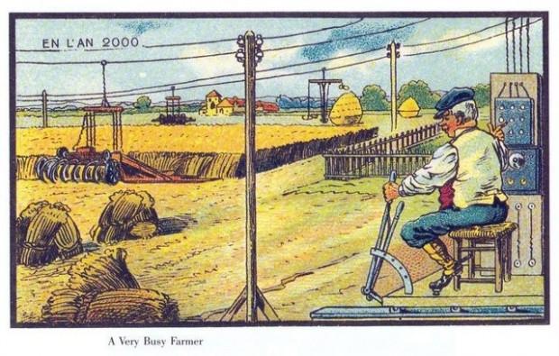 100 yıl öncesinden teknolojik tahminler - Page 3