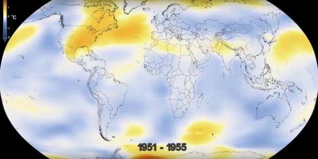 100 yılı aşkın sürede Dünya ne hale geldi? - Page 1