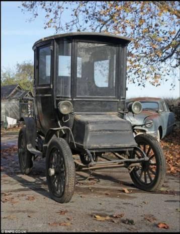 103 Yaşında Elektrikli Otomobil! - Page 1