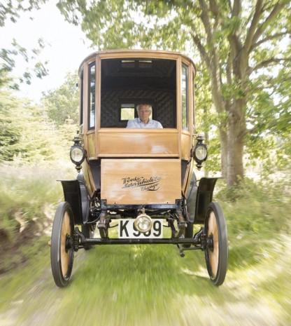 110 yaşındaki elektrikli otomobil - Page 1