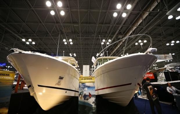 112. New York Boat Show kapılarını açtı - Page 2