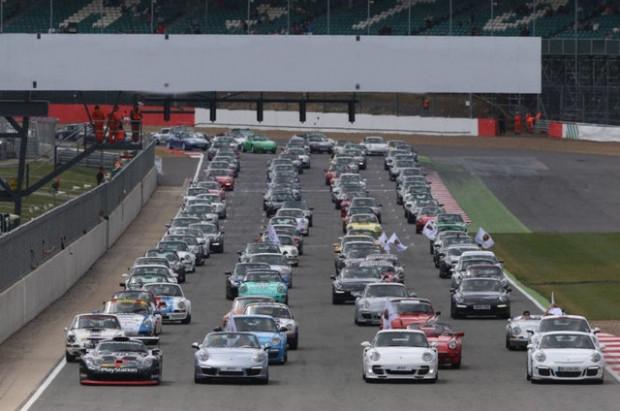 1200 Porsche aynı pistte buluştu - Page 1