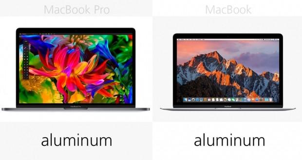 MacBook Pro 2016 ve MacBook karşılaştırma - Page 1