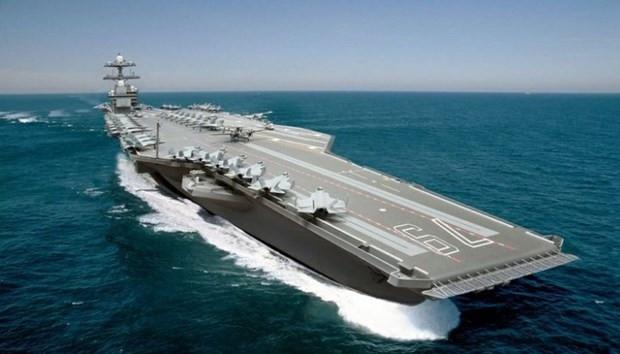 13 milyar dolarlık yeni uçak gemisi ABD filosunda! - Page 1