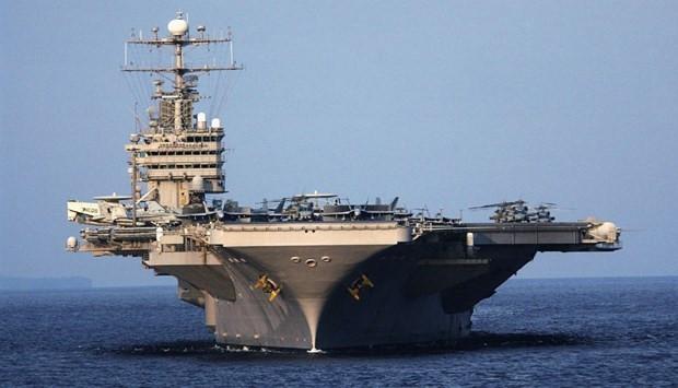 13 milyar dolarlık yeni uçak gemisi ABD filosunda! - Page 2