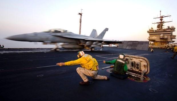 13 milyar dolarlık yeni uçak gemisi ABD filosunda! - Page 4