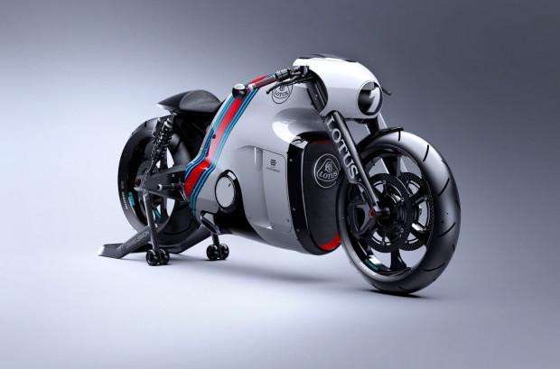 130 bin dolarlık en havalı Motorsiklet! - Page 4