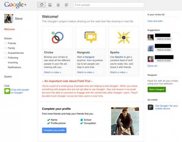 İşte karşınızda Google+! - Page 4