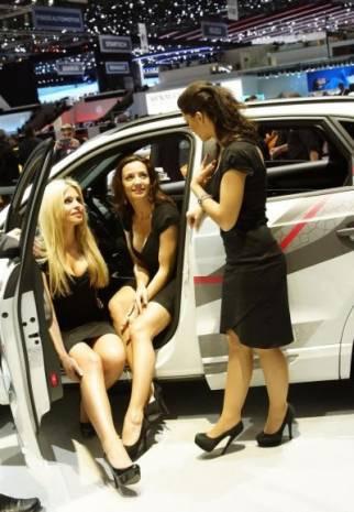 2012 Cenevre Auto Fuarı'ndan kareler! - GALERİ - Page 1