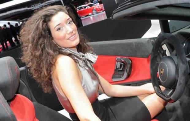 2012 Cenevre Auto Fuarı'ndan kareler! - GALERİ - Page 2