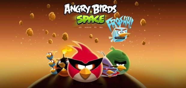 Yeni Angry Birds Space'den ilk kareler -GALERİ - Page 1