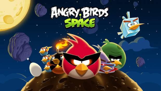 Yeni Angry Birds Space'den ilk kareler -GALERİ - Page 2
