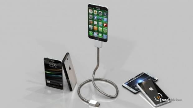 İşte göz kamaştıran yeni iPhone 5 tasarımı! -GALERİ - Page 1
