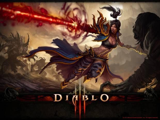 Diablo 3 HD Wallpapers - Duvar kağıtları - Page 4