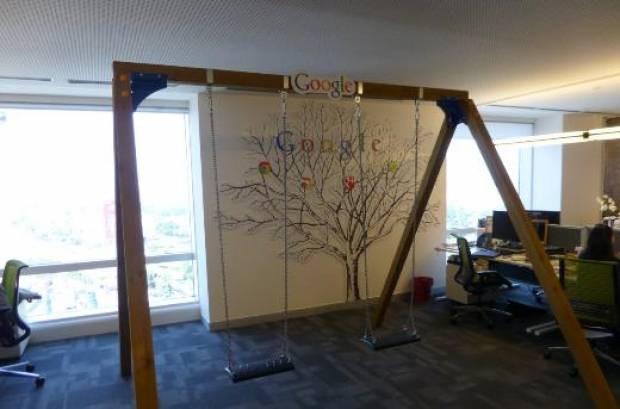 Google'ın İstanbul Levent'teki ofisinden muhteşem görüntüler! - Page 1
