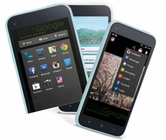 İşte Facebook'un HTC'li telefonu görüntülendi - Page 1