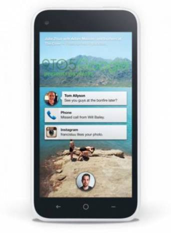 İşte Facebook'un HTC'li telefonu görüntülendi - Page 3