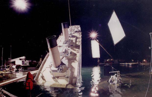 Rekor kıran Titanik filmi işte böyle çekildi! - Page 4