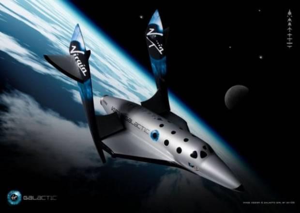 İşte ilk ticari uzay aracı - Page 3