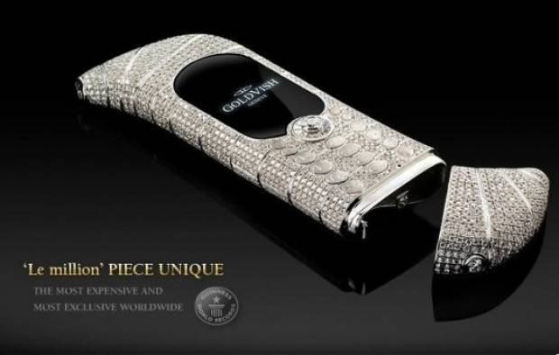 Dünyanın en pahalı telefonları - Page 3