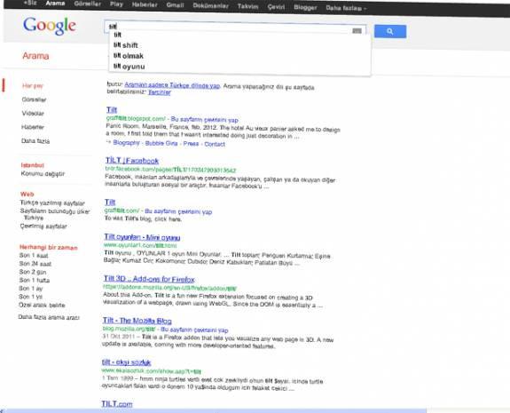 Google'a bunu yazınca bakın ne oluyor - Page 4