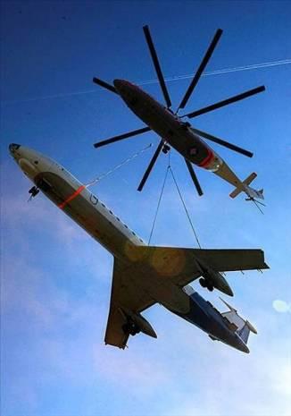Dünyanın en büyük  helikopteri - Page 1