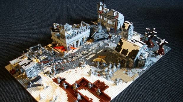 14 Yaşındaki Lego Dahisi! - Page 1