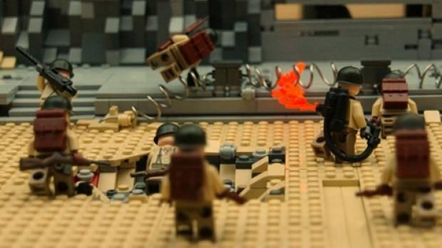 14 Yaşındaki Lego Dahisi! - Page 3