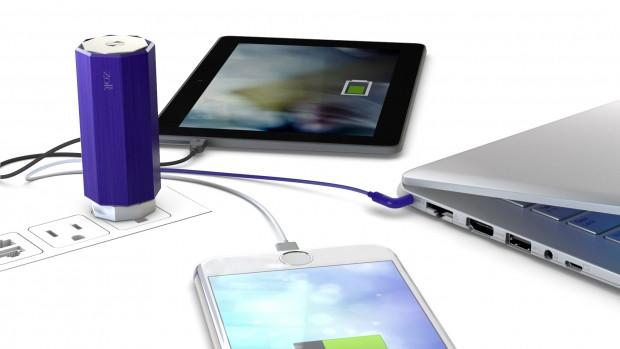 Dizüstü bilgisayarınızı, telefonunuzu ve tabletinizi aynı anda şarj eden adaptör - Page 2