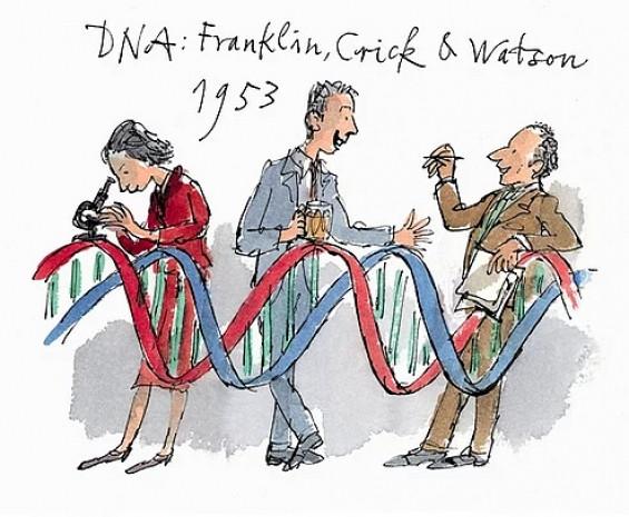 DNA hakkında 11 ilginç bilgi - Page 2