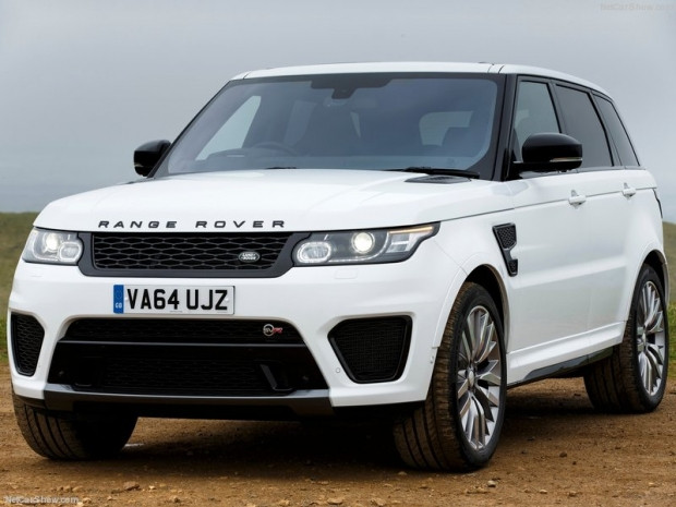 Land Rover Range Rover Sport SVR 2015 - Page 1