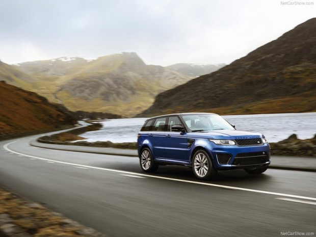 Land Rover Range Rover Sport SVR 2015 - Page 3