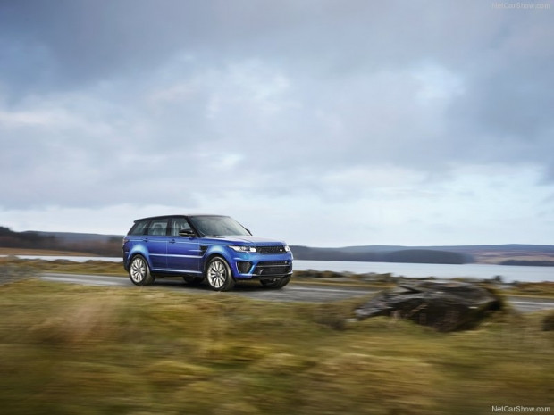 Land Rover Range Rover Sport SVR 2015 - Page 4