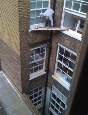 Birisi iş güvenliği mi dedi? - Page 4