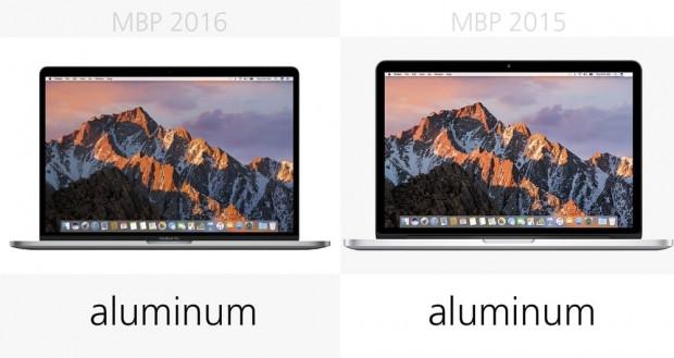 15-inç MacBook Pro 2016 ve 2015 karşılaştırma - Page 1