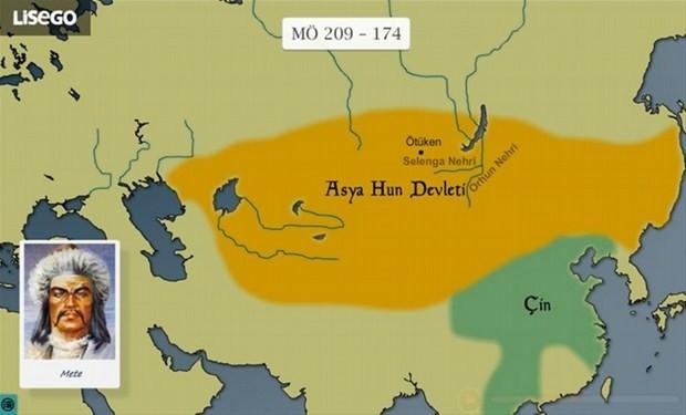 16 büyük Türk devletinin kimler olduğunu biliyor musunuz? - Page 1