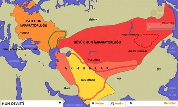 16 büyük Türk devletinin kimler olduğunu biliyor musunuz? - Page 2