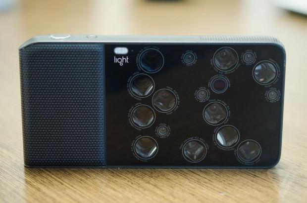 16 kameralı ilk DSLR fotoğraf makinesi Light L16 - Page 1
