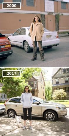 17 yılda bir insan ne kadar değişebilir? - Page 2
