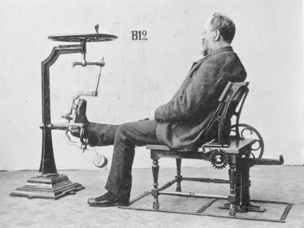 1800'lü yıllarda icat edilen ilk spor aletleri - Page 4
