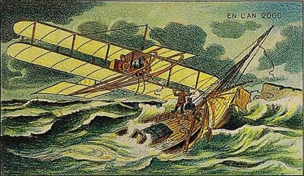 1910 Yılında yapılan 16 çizimle 2000 yılının tahmini - Page 3
