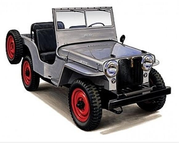 1940 yılından günümüze kadar üretilmiş harika jip modelleri - Page 2