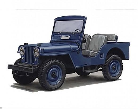 1940 yılından günümüze kadar üretilmiş harika jip modelleri - Page 4