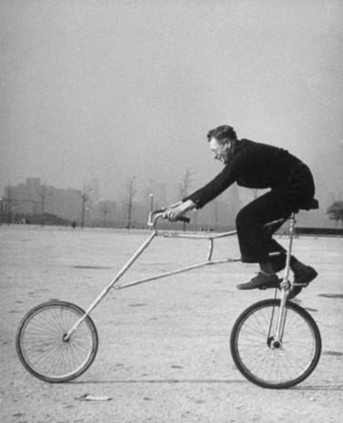 1948 Yılındaki 12 Tuhaf Bisiklet Modeli - Page 1