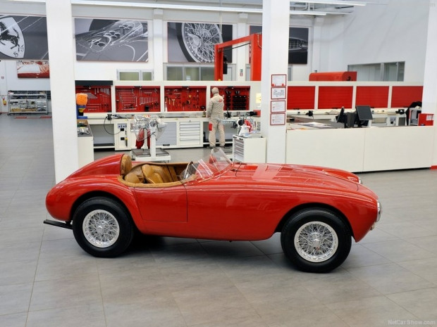 1951 Ferrari 212  Coupe Vignalen'in motoru yenilendi - Page 4