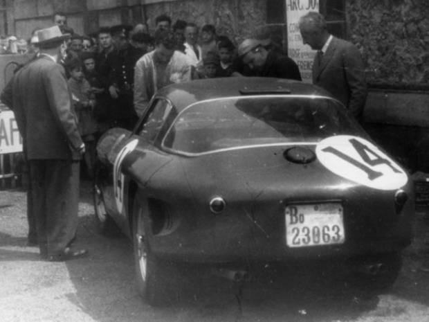 1953 Model Ferrari rekor fiyata satıldı! - Page 1